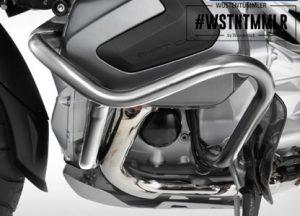 Motorschutzbügel für die R 1250 GS Wüstentümmler #wstntmmlr