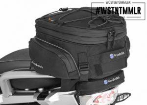 Gepäckträgertasche für den Wüstentümmler - R 1250 GS #wstntmmlr