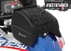 Tankrucksack »SPORT« für unsere Wüstentümmler R 1250 GS - #wstntmmlr